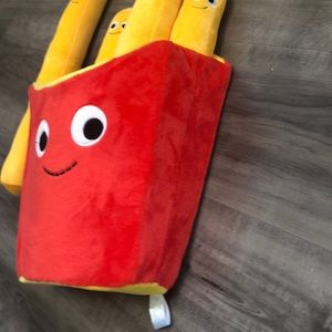 Other - Fun French fries plush - like new!